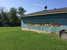 Super Discount Tabacco -- Across the street from Nashboro Motel -- Goodletsville, TN