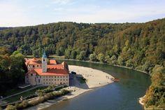 1,000 year old brewery, Bavaria.