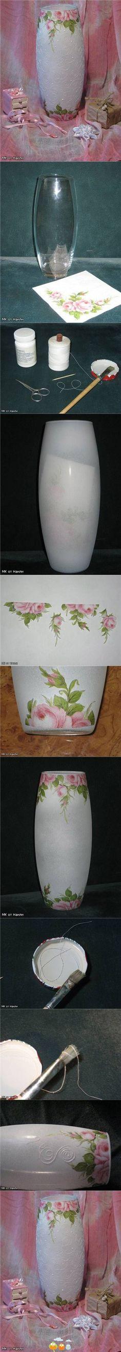 decoracion en frascos