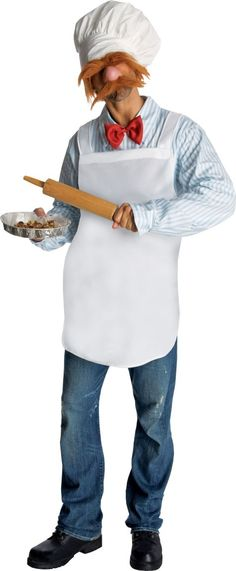 Adult Swedish Chef Costume - Party City