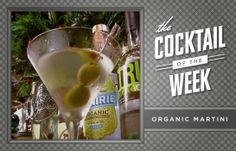 Organic Martini