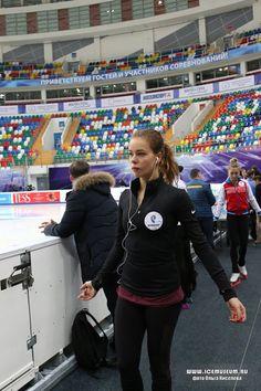 Anna Pogorilaya(Russia)  ; Rostelecom Cup 2016