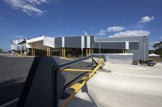 Morris Iemma Indoor Sports Center / McPhee Architects
