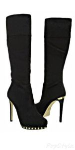 Michael Kors Ailee Tall Suede Boot