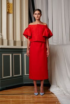 ROSSIE ASSOULIN 11 SS15 Has been worn on red carpet before.