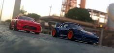 Miniaturas de Carros em Foco: Especial Fotografando ao Ar Livre: Polo Industrial de Camaçari