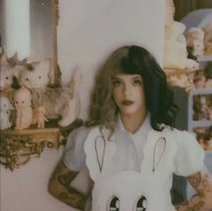 honestly i dont see why people vape because its cool. ur gonna get addicted. Melanie Martinez Music, Crybaby Melanie Martinez, Cry Baby, Adele, Billie Eilish, Indie, Her Music, Kawaii, American Singers
