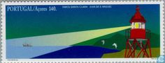 1996 Azores - Lighthouses