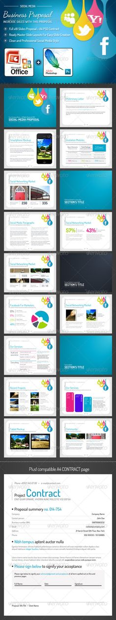 Luxury PowerPoint Theme Ver 12 Powerpoint themes and Company - powerpoint proposal template