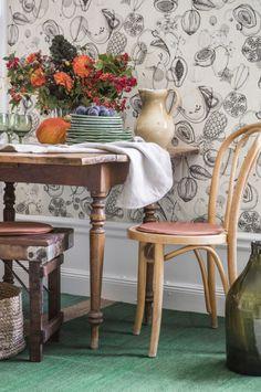 Inredning för hösten – inspireras av skördetider   Leva & bo