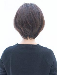 Asian Short Hair, Short Thin Hair, Asian Hair, Girl Short Hair, Short Hair Cuts, Shot Hair Styles, Curly Hair Styles, Ulzzang Hair, Tomboy Hairstyles
