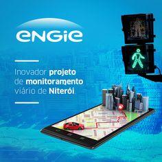 O inovador projeto de monitoramento viário de Niterói é uma execução da ENGIE. Com ele, será possível fazer diversos tipos de contenções em horários de pico, visando a fluidez do tráfego niteroiense.  Acesse: www.engie.com.br  #ENGIE