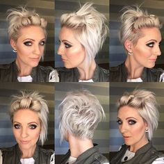 pixie styling fab More