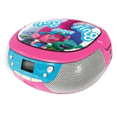 DreamWorks Trolls CD Boombox | ToysRUs