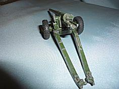 Dinky Toys Medium Gun