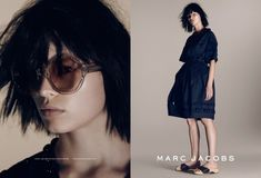 Anna Ewers for Marc Jacobs Spring/Summer 2015 Campaign