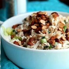 Honey Feta Chicken Salad