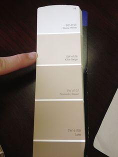 kilim beige paint