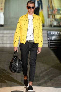 Dsquared² | Spring 2015 Menswear Collection | Style.com