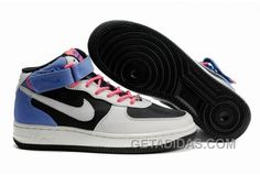 http://www.getadidas.com/nike-air-force-1-mid-black-neutral-grey-royal-shoes-free-shipping.html NIKE AIR FORCE 1 MID BLACK NEUTRAL GREY ROYAL SHOES FREE SHIPPING Only $54.09 , Free Shipping!