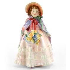 Royal Doulton Figurine - Granny's Shawl HN1647
