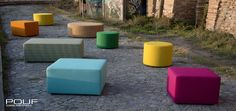 POUF by Domingo
