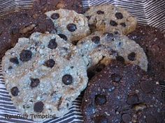 Raw Vegan Cookies -LIVING FOOD!