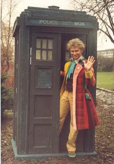 The Sixth Doctor Colin Baker | Colin Baker: The Sixth Doctor