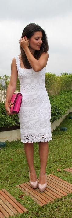 Örgü Bayan Elbise Modelleri 2 - Mimuu.com