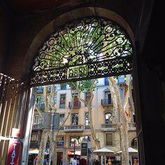 Passatge Bacardí - Barcelona, Spain
