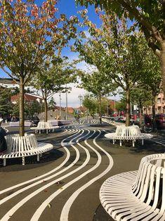 Superkilen – A designed urban space celebrating diversity | Babyccino Kids | Bloglovin'