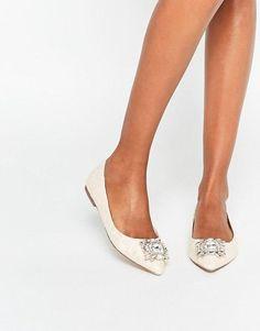 Zapatos planos para novias   Bodas