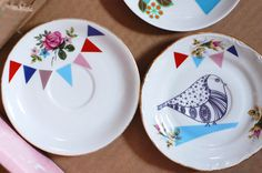 Ceramics - penants
