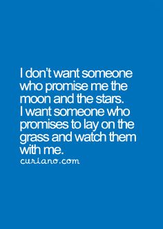 Cause that is relationship. And they won't let me down with promises they can't keep.