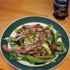 Asian Steak Stir-Fry Salad - Allrecipes.com