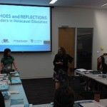 May 30, 2014, Philadelphia: Echoes and Reflections Training Equips Educators to Teach about the Holocaust