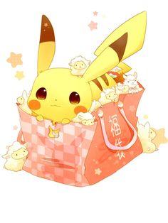 Pikachu PopCorn (pipoca)