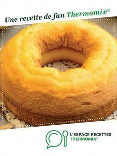 Gâteau au citron cuisson varoma par lamouette39. Une recette de fan à retrouver dans la catégorie Pâtisseries sucrées sur www.espace-recettes.fr, de Thermomix®. #cookingbasics