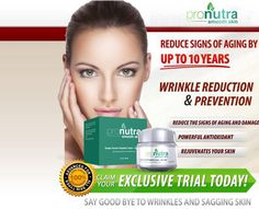 ProNutra Snake Venom Peptide Cream is the best anti-aging solution that was specially designed to help you reduce the appearance of wrinkles, dark spot, saggy, cracked, lousy skin and fine lines, making your dermal matrix healthy and younger. This formula was clinically proven harmless and non-toxic. This is what you need to successfully fight and reverse the signs of aging to commit the smooth, glowing, and supple porcelain looking complexion. #Skincare #Flawless #Ageless