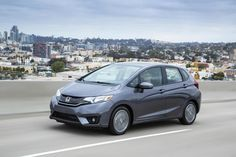 2015 Honda Fit Wins The KBB.com Award For Best Back-To-School Car