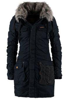 CHANTAL - Winter coat - blue