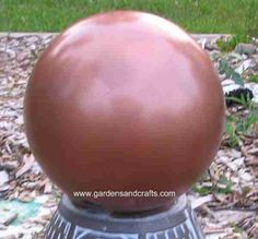 Painted Bowling Ball