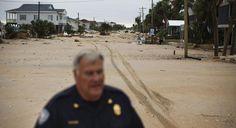 Hurricane Matthew Blamed For 7 Deaths In N.C.; Flood Perils Continue
