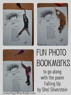 Kids photos for bookmarks