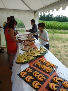 French catering