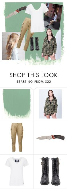 """Sam's Military School Uniform"" by thesmartnerdgirl ❤ liked on Polyvore featuring Vibrant, Dsquared2, Home Decorators Collection and Superdry"