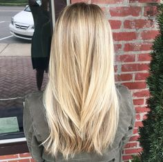 Beautiful blonde by Missy