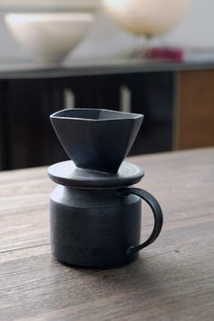 That form. My god. ceramic coffee maker