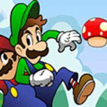 Mario Bros Adventure 321