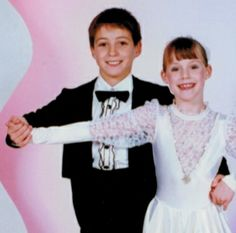 Tessa & Scott. Need to track down this Canadian reality TV show.